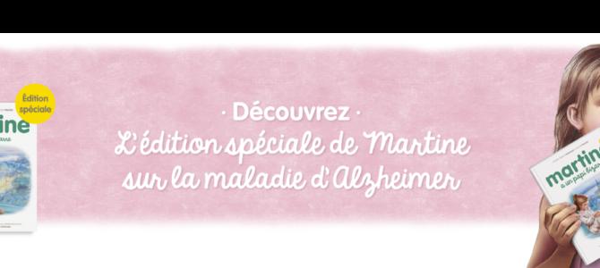 Martine a un papi bizarre : une édition spéciale